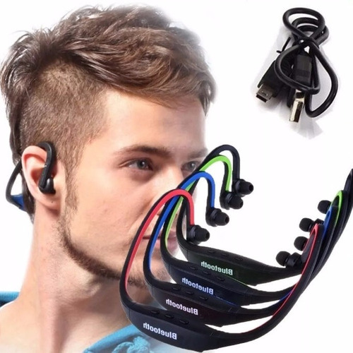 auriculares vincha sport bluetooth - deportes celular