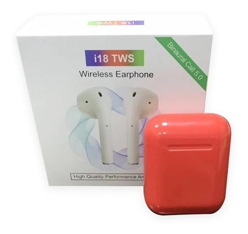 auriculares wireless bluetooth i18 tws