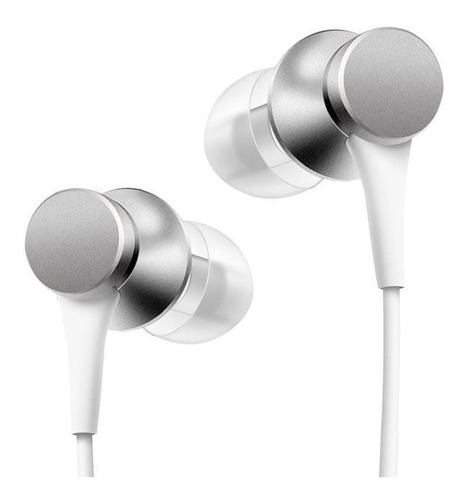 auriculares xiaomi intrauditivos aluminio in ear premium