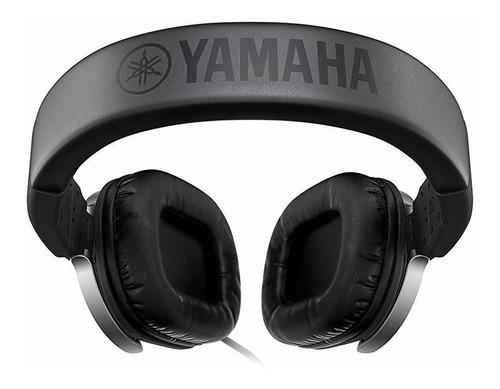 auriculares yamaha hph-mt8 monitor headphones, black