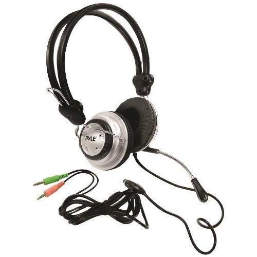 auricularespyle multimedia auriculares estéreo mic volume..