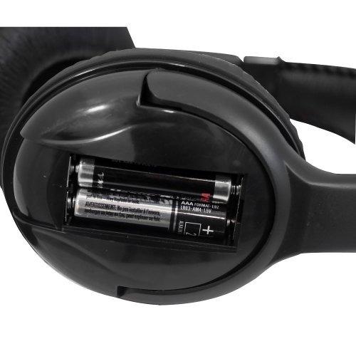 auriculares,pyle phpw2 hi-fi wireless fm auriculares (su..