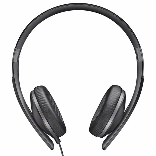 auricularessennheiser  hd 2.30 on ear wired black