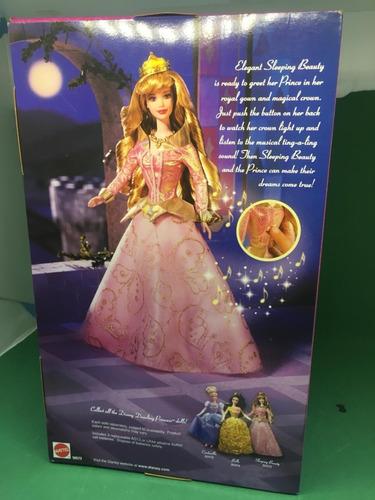 aurora dazzling princess mattel 2000 disney bela adormecida