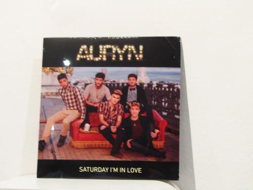 auryn saturday im in love (single) nuevo original