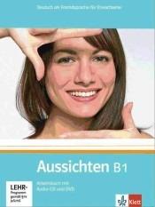aussichten b1: arbeitsbuch mit audio-cd und dvd(libro alem¿n