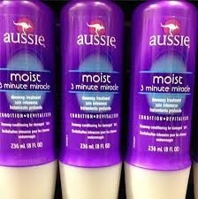 aussie 3 minutes miracle moist 236ml original lacrado