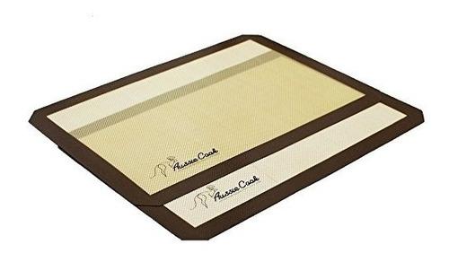 aussiecook silicona baking mat juego de 4 â   professional