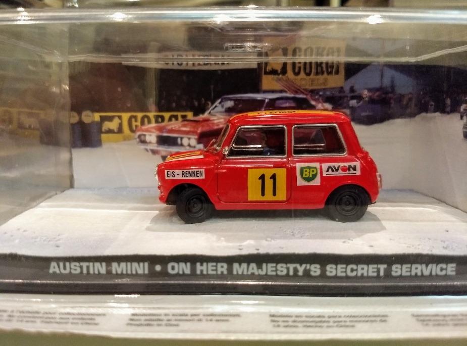 Austin Mini 143 Coleção James Bond 007 R 8000 Em Mercado Livre