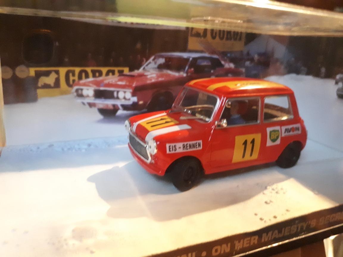 Austin Mini Cooper 143 Ixo James Bond 62000 En Mercado Libre