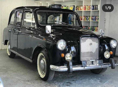 austin morris ford a taxiingles 1968/1929