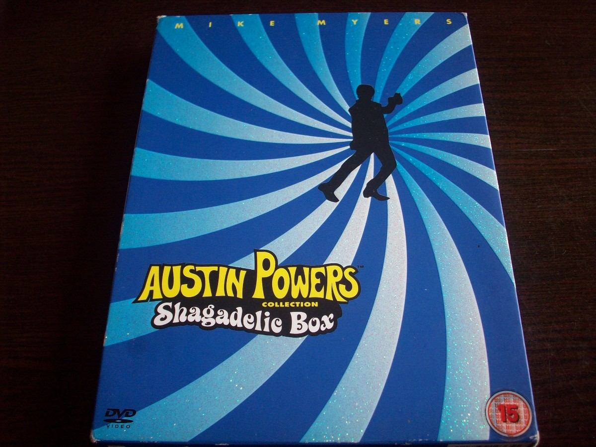 Austin Powers Shagadelic