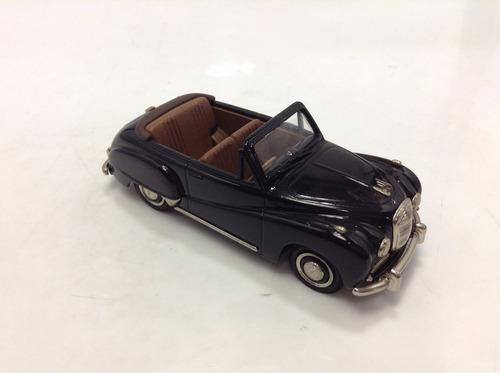 austin somerset 1953 cabriolet brooklin models 1/43