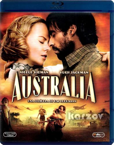 australia 2008 nicole kidman hugh jackman pelicula blu-ray