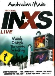 australian made featuring inxs live dvd original