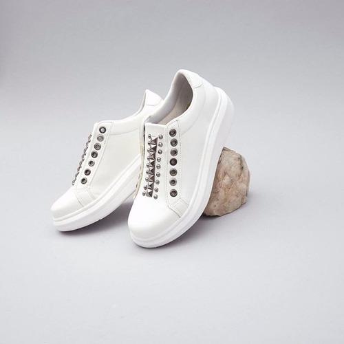 australianas pantubotas botas mujer cuero - zapatos misspies