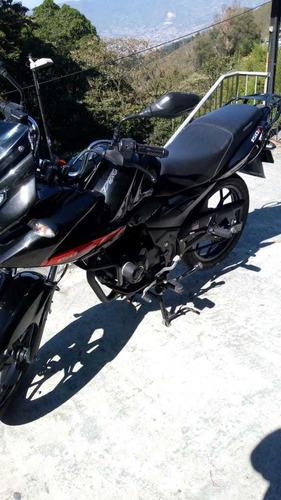 auteco discover 150 modelo 2018 negra