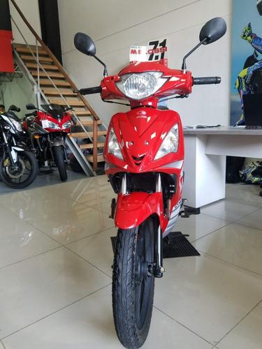 auteco kymco jetix 125 2016 semiautomatica
