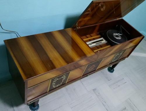 autentica consola vintage stromberg-carlson excelente estado