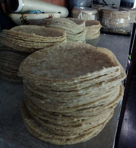 autènticas tortillas de maìz 100% nixtamal no maseca