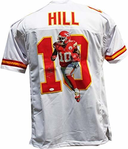 finest selection 02816 dbe91 Authentic Tyreek Hill Autographed Signed