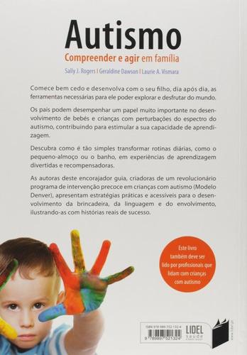 autismo - compreender e agir em família