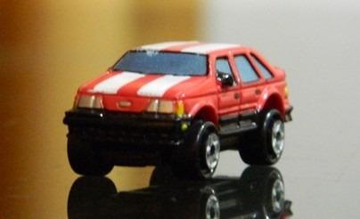 autito micromachine ford sierra unico en mercado libre