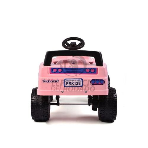 autito rodacross ferrari bateria 6v hasta 3 a 6 años 20 kg