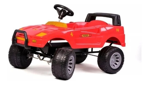 autito rodacross ferrari bateria 6v hasta 3 a 6 años b1