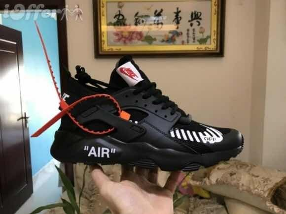 9e8ab49a1e83 Autêntico Off White X Nike Air Huarache Ultra - R  599