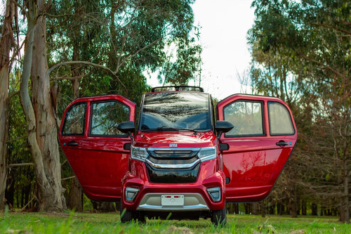 auto 100% eléctrico mini car tutu citycar - trike uruguay