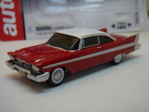 auto 1/64 miniatura