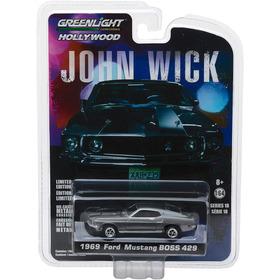 Auto 1969 Ford Mustang Boss 429 John Wick Greenlight Rdf1