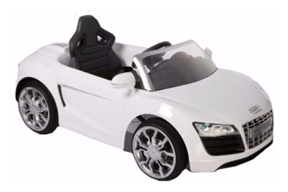 Audi R8 12 Remoto Bateria A Mp3 Auto Control Volts Original OkXZTPiu