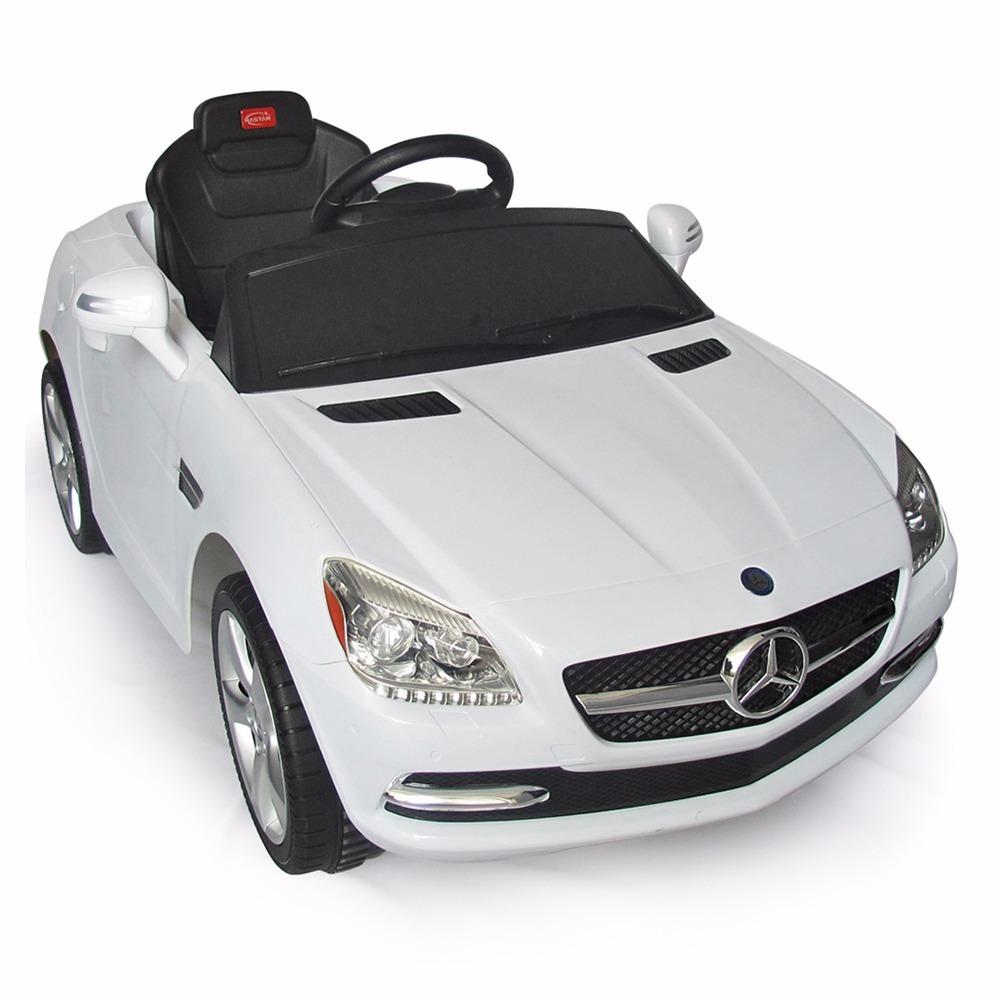 Auto A Bateria Mercedes Benz Rastar Juguete Control Remoto 6 499