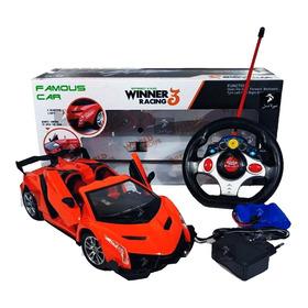 Auto A Control Remoto / Winner Racing 3