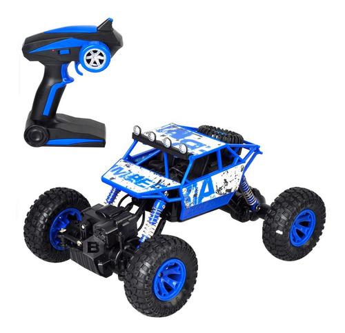 auto a control remoto rc 4x4 todo terreno ideal dia del niño