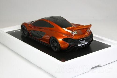 auto a escala 1/18 true scale miniatures mclaren p1 mondial