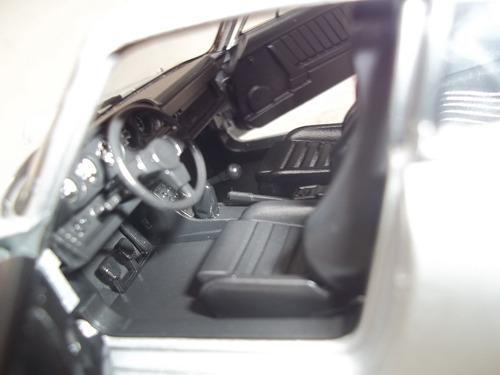 auto a escala porsche 911 turbo 3.0 1974 1/24 welly