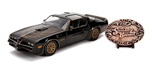 auto a escala - smokey & the bandit 1977 pontiac firebird