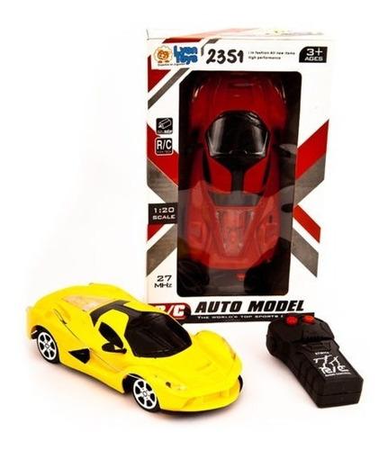 auto a radio control niños juguete oferta dia del niño 1