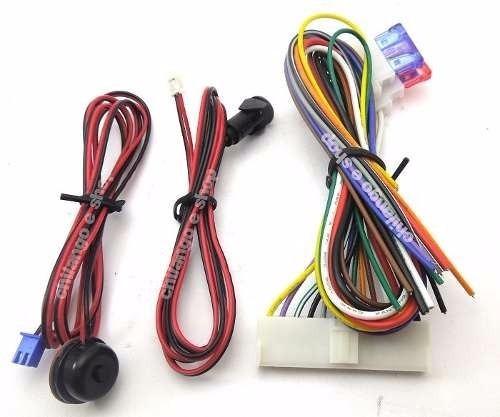auto alarma audiobahn ms-102 4 botones