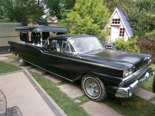 auto antiguo alquiler