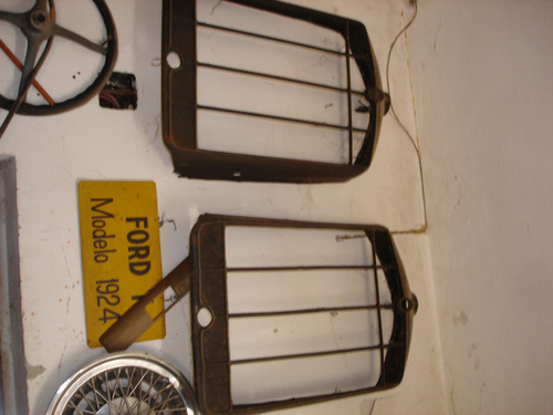 auto antiguo carcasas de radiador ford rugby dodge (413)
