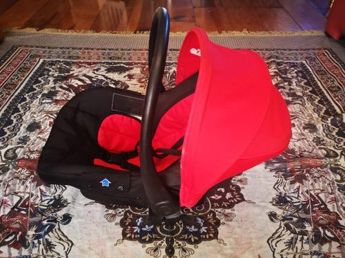 auto asiento evenflo advance rojo!