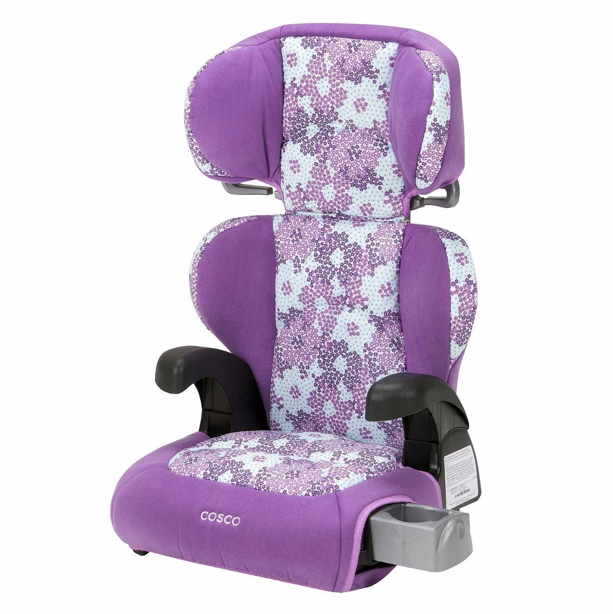 Auto asiento infantil booster cosco juvenil petal pallet for Asiento infantil para auto