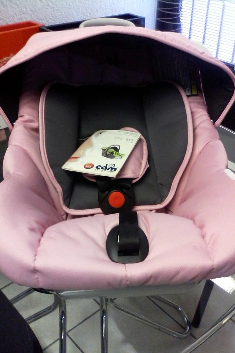 Auto Asiento Para Beb Bye Bye 1 En Mercado Libre