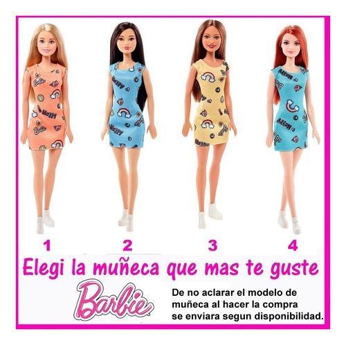 auto barbie con muñeca combo didactico original mattel lelab