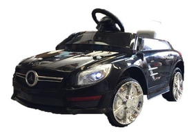 Mercedez Luz Auto Rc Sonido Simil 6vlts 7298 Benz Bateria tCxQdrsh
