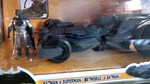 auto batman batimobil de todas las epocas original dc metal